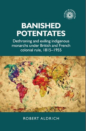 Cover Banished potentates