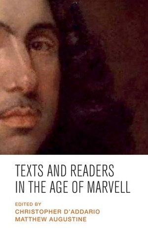 Cover Texts and readers in the Age of Marvell