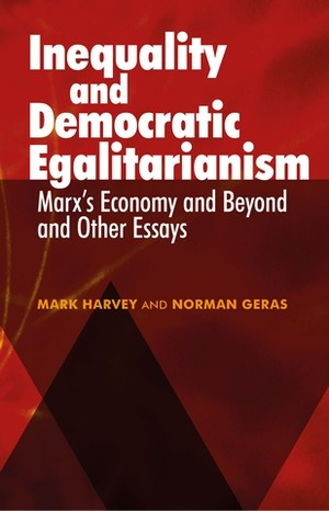 Cover Inequality and Democratic Egalitarianism