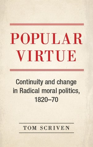 Cover Popular virtue