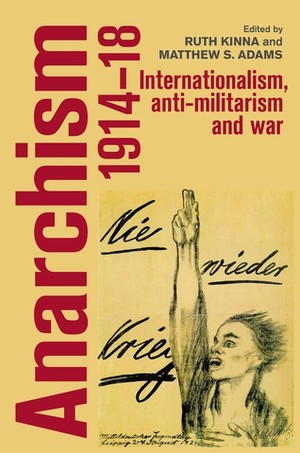 Cover Anarchism, 1914–18