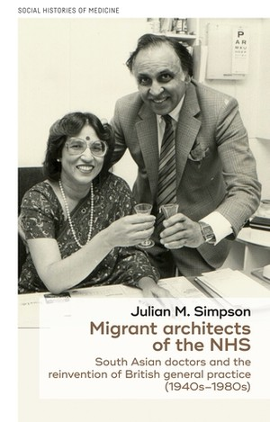 Cover Migrant architects of the NHS