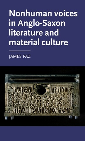 Cover Nonhuman voices in Anglo-Saxon literature and material culture