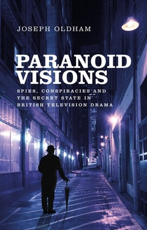 Cover Paranoid visions