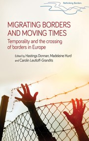 Migrating borders and moving times
