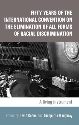 Cover Fifty years of the International Convention on the Elimination of All Forms of Racial Discrimination