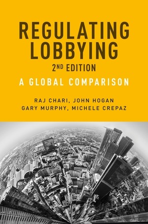 Cover Regulating lobbying (second edition)
