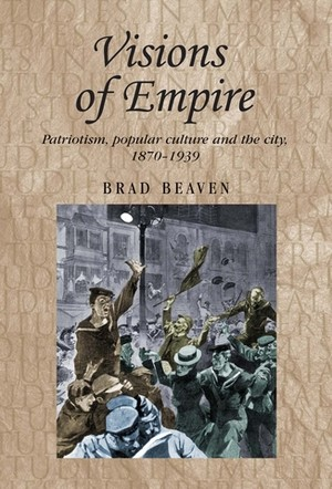 Cover Visions of empire