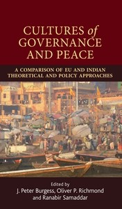 Cover Cultures of governance and peace