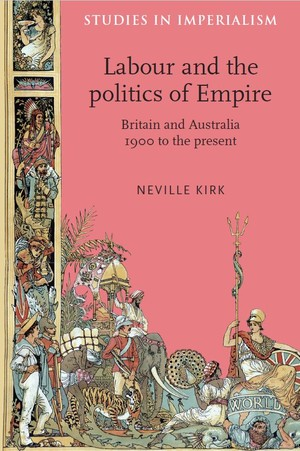Cover Labour and the politics of Empire