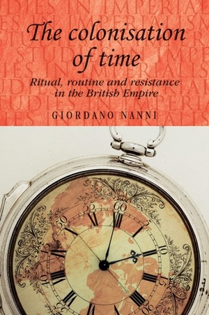 Cover The colonisation of time