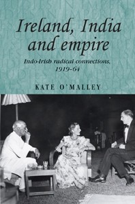 Cover Ireland, India and empire