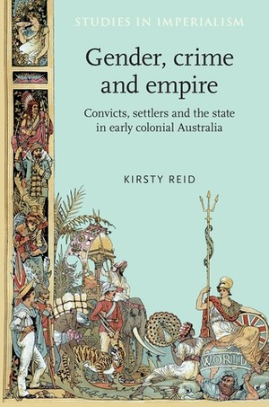 Cover Gender, crime and empire