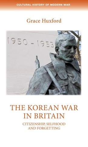 Cover The Korean War in Britain