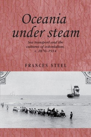 Cover Oceania under steam