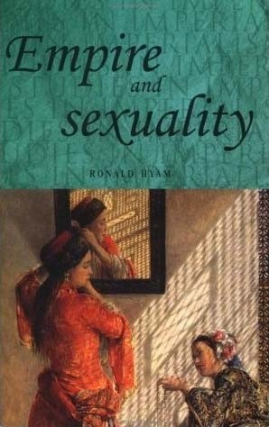 Cover Empire and sexuality