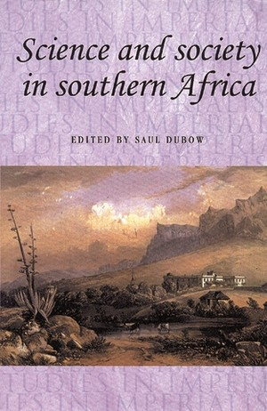 Cover Science and society in southern Africa