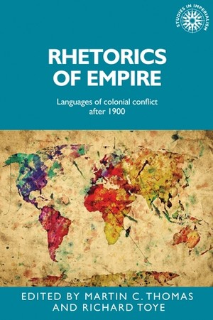 Cover Rhetorics of empire