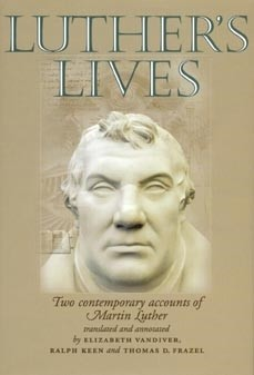 Cover Luther's lives