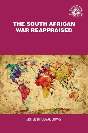 Cover The South African War reappraised