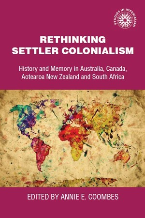 Cover Rethinking settler colonialism