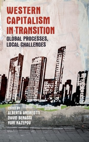 Cover Western capitalism in transition