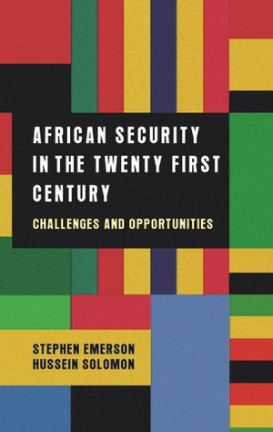 Cover African security in the twenty-first century