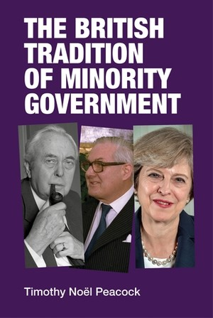 Cover The British tradition of minority government