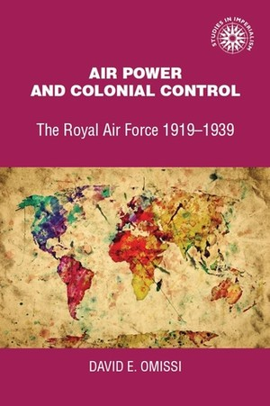 Cover Air power and colonial control