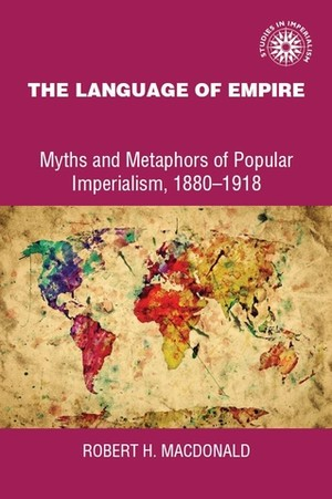 Cover The language of empire