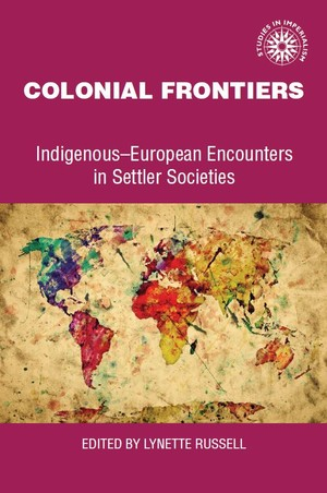 Cover Colonial frontiers