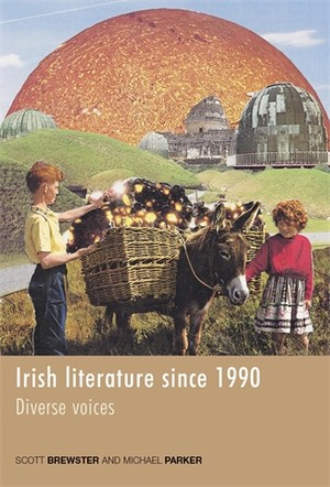 Cover Irish literature since 1990