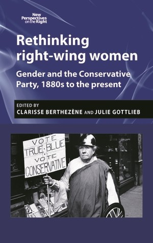 Cover Rethinking right-wing women