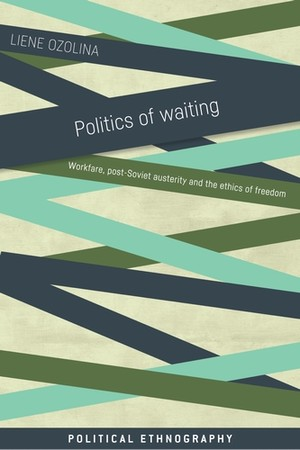 Cover Politics of waiting