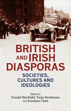 Cover British and Irish diasporas