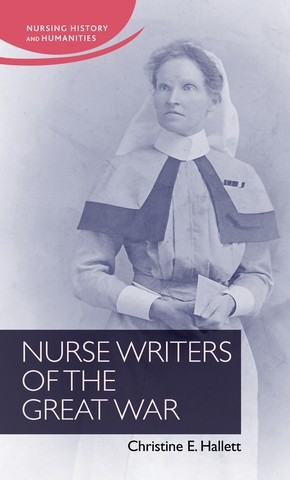 Cover Nurse Writers of the Great War
