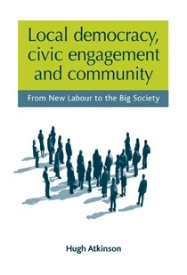 Cover Local democracy, civic engagement and community