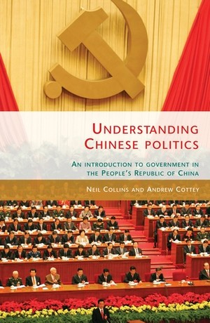 Cover Understanding Chinese politics