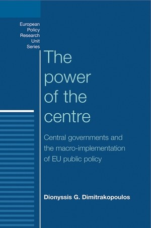Cover The power of the centre