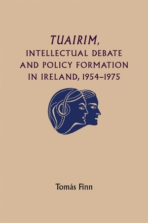 Cover Tuairim, intellectual debate and policy formulation