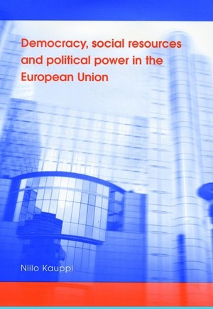 Cover Democracy, social resources and political power in the European Union