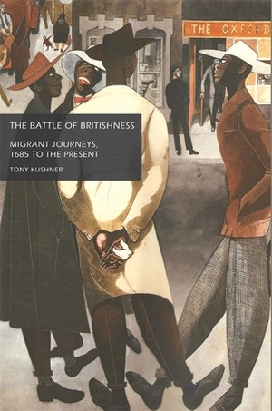 Cover The battle of Britishness