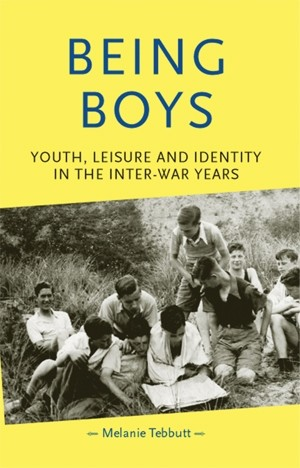 Cover Being boys