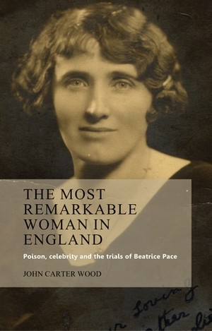 Cover 'The most remarkable woman in England'