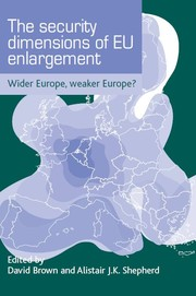 The security dimensions of EU enlargement
