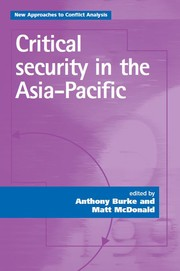 Critical Security in the Asia-Pacific