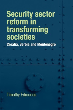 Cover Security sector reform in transforming societies