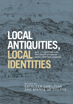 Cover Local antiquities, local identities