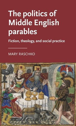 Cover The politics of Middle English parables