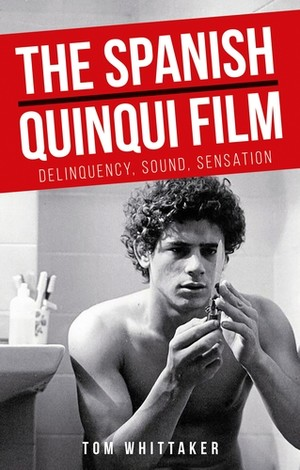 Cover The Spanish quinqui film